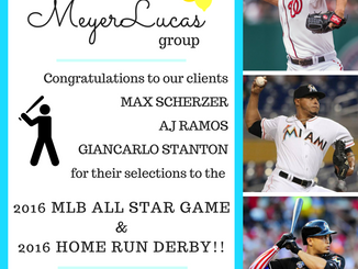 MLB ALL-STARS 2016