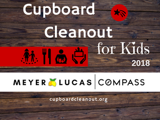 We're Back At It:  Cupboard Clean Out 2018!