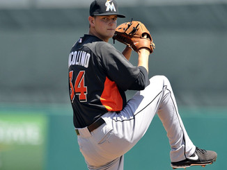 Justin Nicolino - Back in the Big Leagues with the Marlins