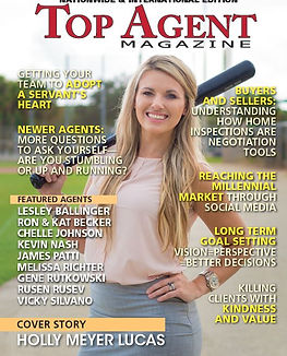 Top Agent Magazine - Holly Meyer Lucas.J