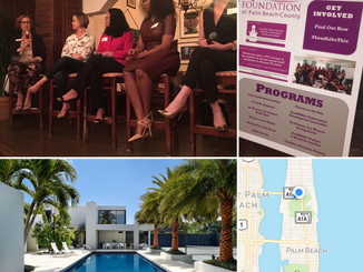 PoweHERful Leadership, Women's Foundation of Palm Beach County