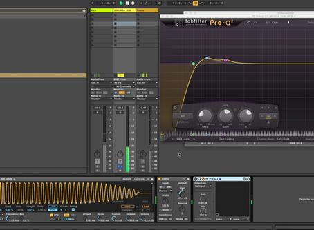 Aprende a mezclar definitivamente KICK & 808 BASS!!