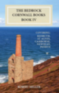 Bedrock Cornwall Books Book IV cover