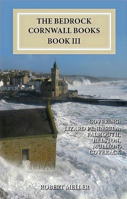 Bedrock Cornwall Books Book III Cover
