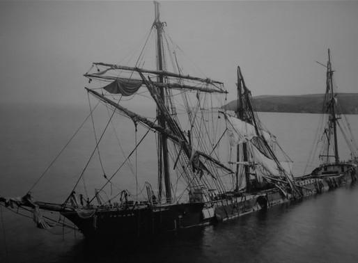 Shipwreck on the Lizard 1891