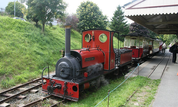 112. Launceston Steam Railway .JPG