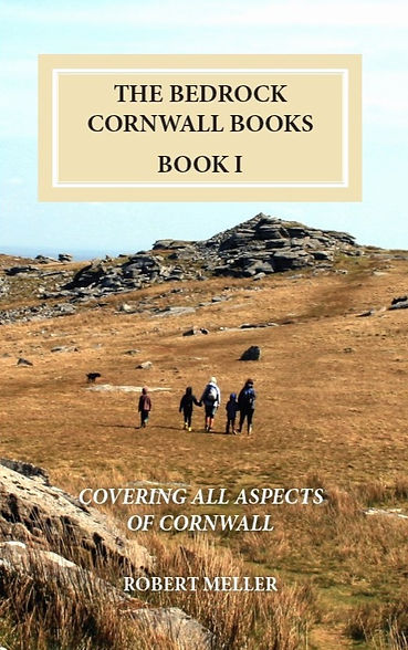 Bedrock Cornwall Books BOOK 1 cover
