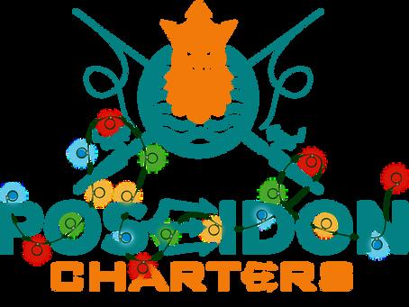 Poseidon Fishing Charter's Night Before Christmas