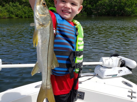 What is Inshore Fishing? Our Most Family-Friendly Charter Explained