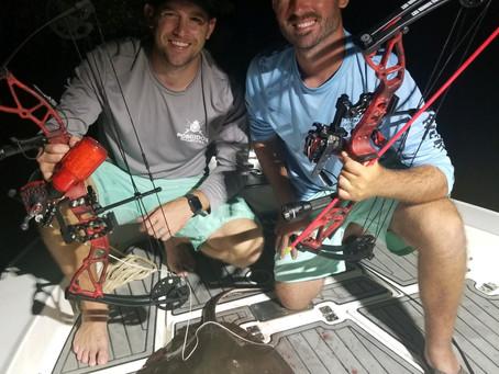 The Bowfishing Craze