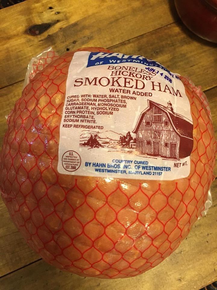 Hahn's Ham