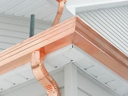 Copper Gutters NJ,No one better than A-M Roofing, Annandale, Siding, Gutters, Roofing, Quality, Affordable, Construction, Renovations, New Jersey