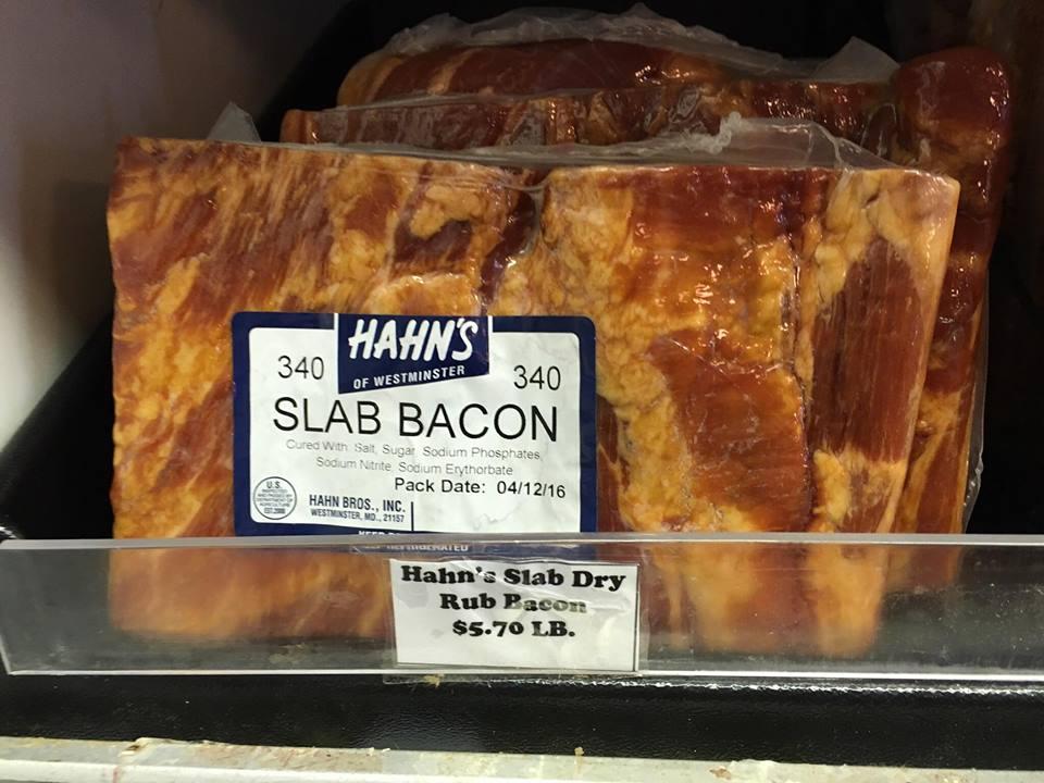 Slab of Bacon