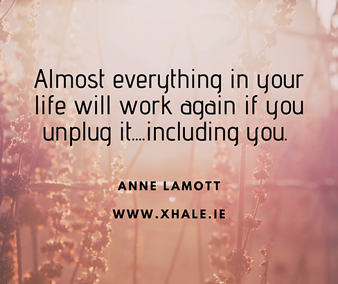 Almost everything in your life will work