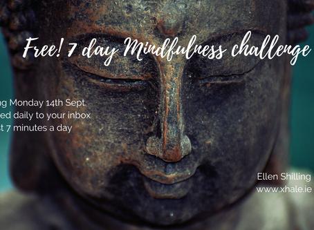 Free: 7 Days of Mindfulness