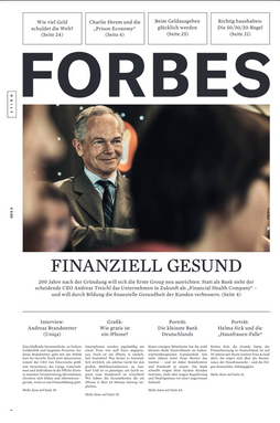 FORBES DAILY: FINANCE