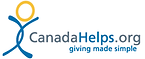 CanadaHelps Logo English (long, with tag