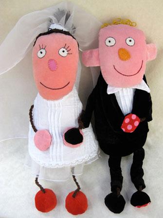 Darya & Viggo Get Married
