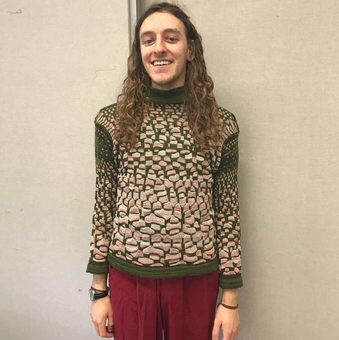 Peter Salera Sweater