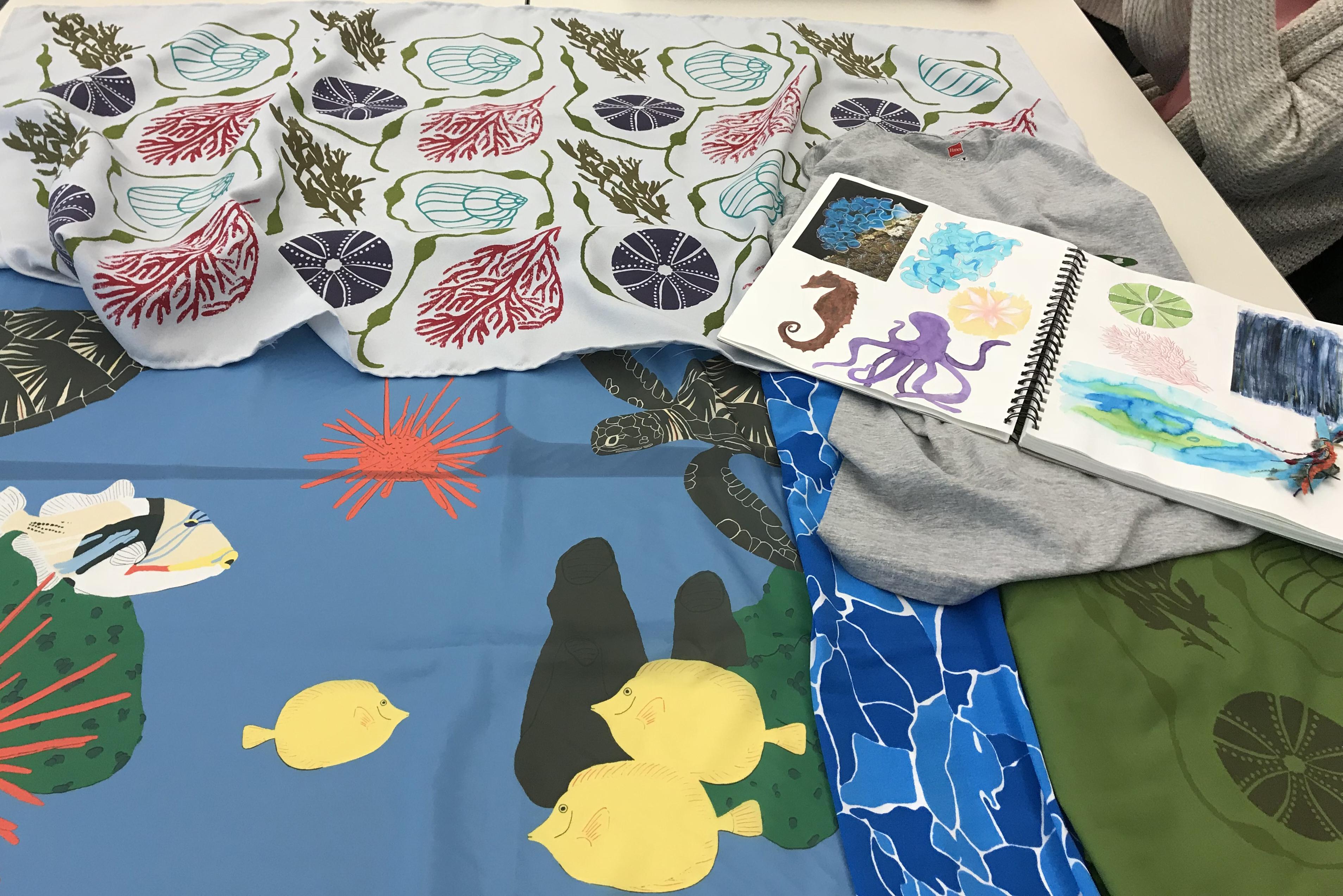 Julia Ableson Fabrics