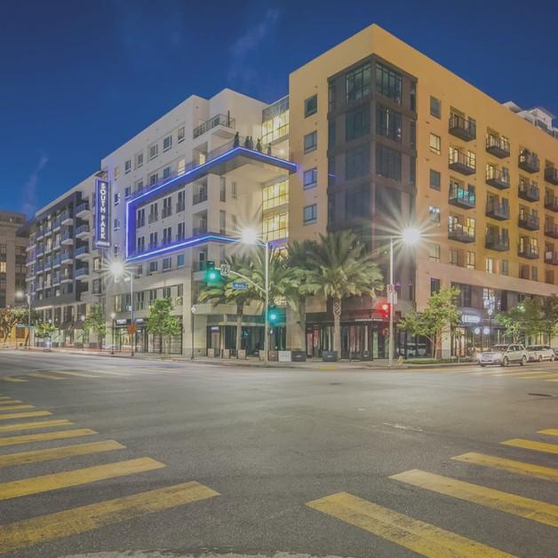 Hill Street LA