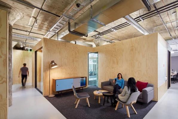 Office TI SF