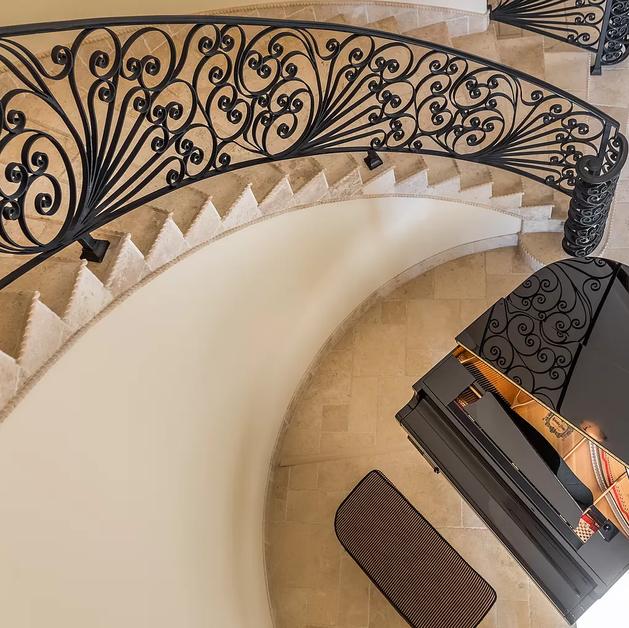Interior Stairs Rancho SD
