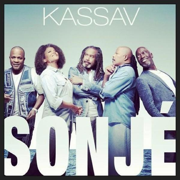 Kassav, Les Studios de la Seine