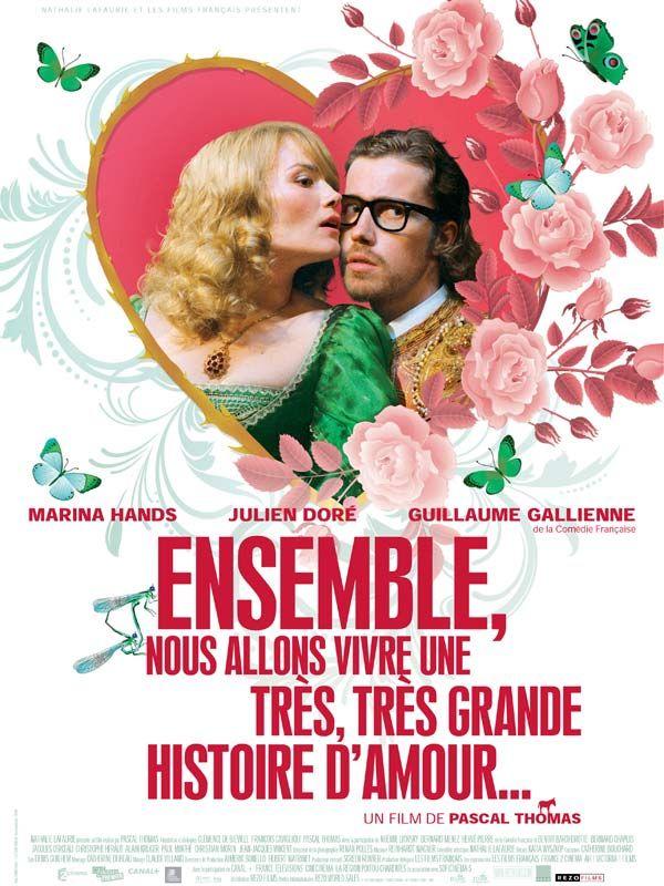 Ensemble nous Allons Vivre une tres tres Grande Histoire d'Amour, Les Studios de la Seine