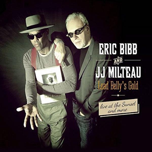 Eric Bibb JJ Milteau, Les Studios de la Seine