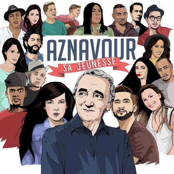 Aznavour-Sa Jeunesse