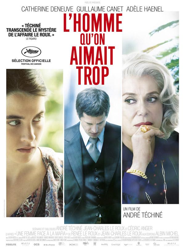 L'Homme Qu'on aimait Trop, Les Studios de la Seine