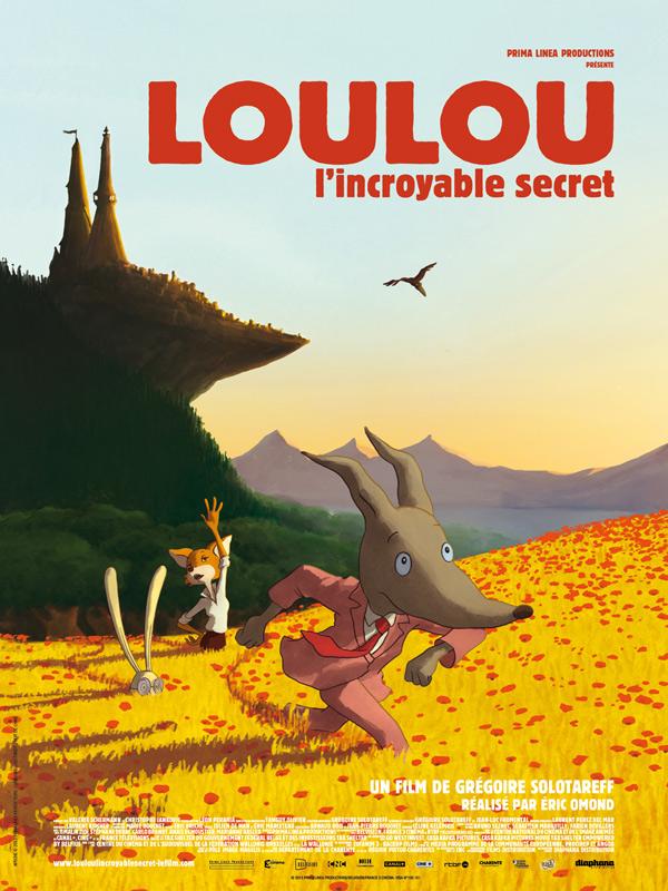 Loulou L'Incroyable Secret, Les Studios de la Seine