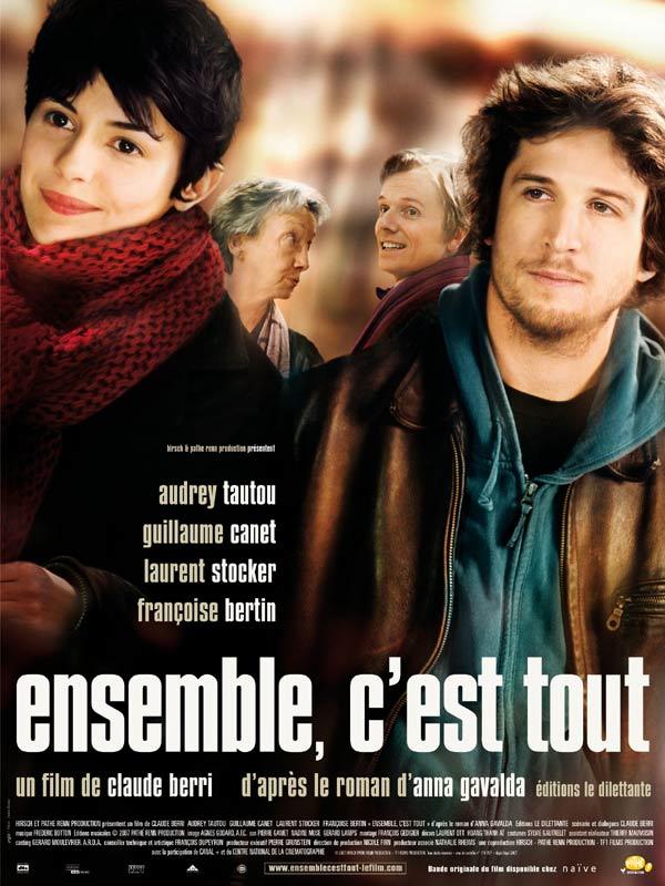 Ensemble, C'est Tout, Les Studios de la Seine