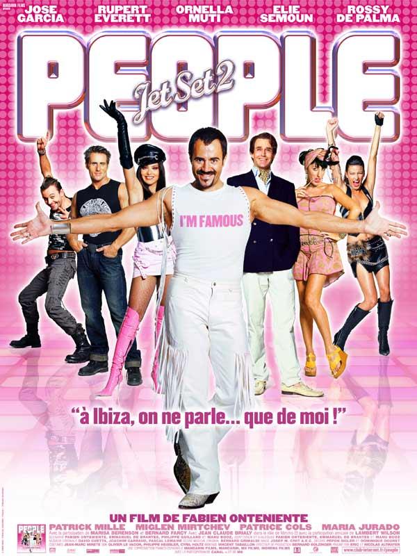 People Jet Set 2, Les Studios de la Seine