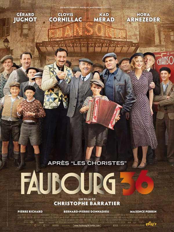 Faubourg 36, Les Studios de la Seine