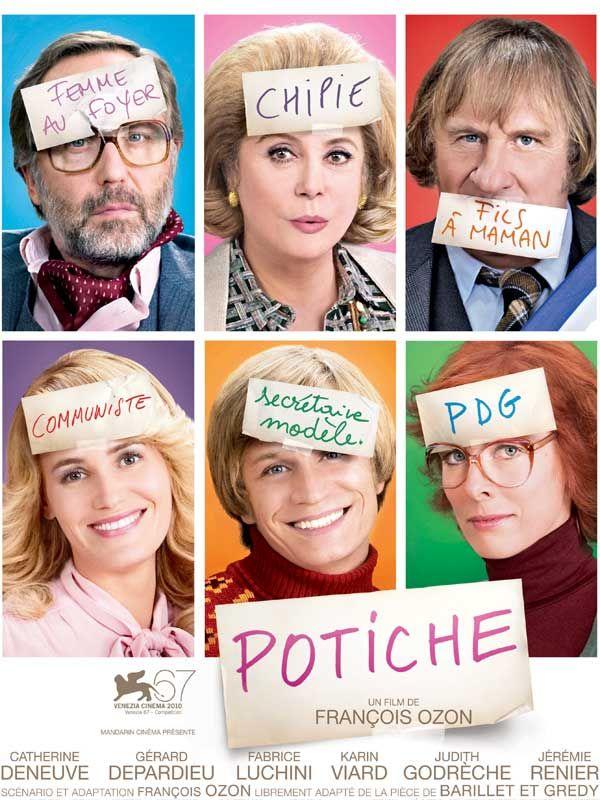 Potiche, Les Studios de la Seine