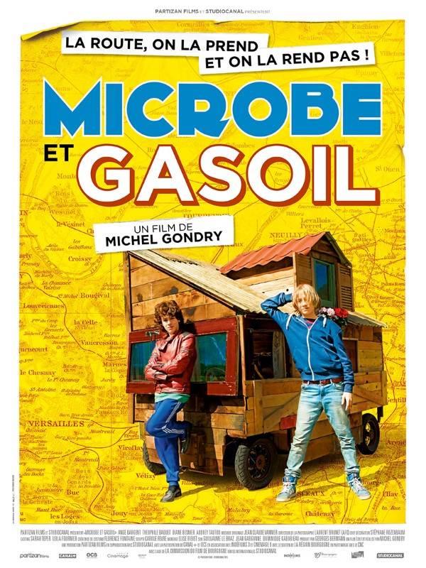 Gondry-Microbe et Gasoil, Les Studios de la Seine