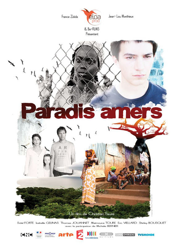 Paradis Amer, Les Studios de la Seine