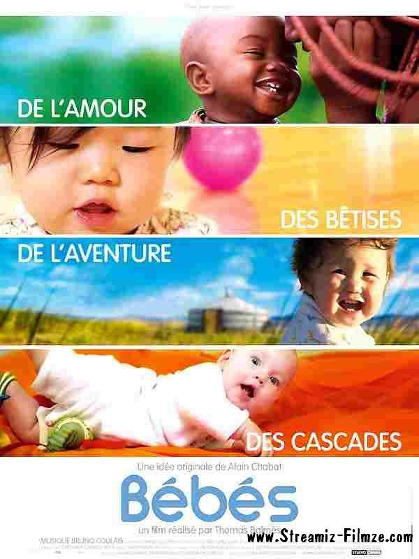 Bébés, Les Studios de la Seine
