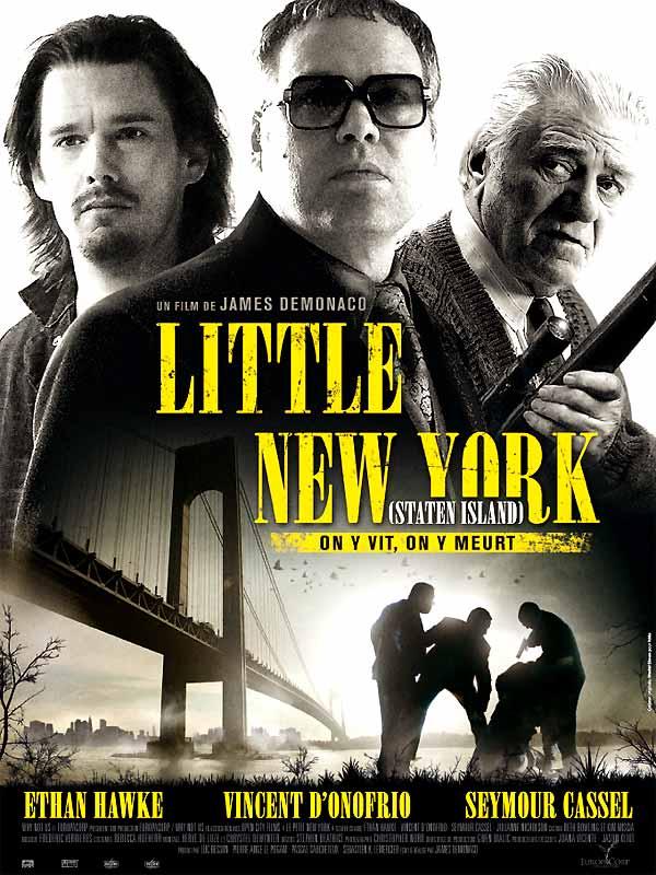 Little New York, Les Studios de la Seine