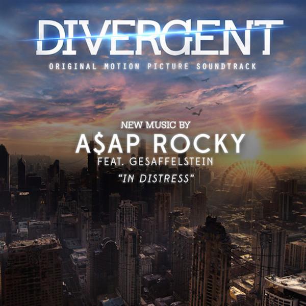 Asap Rocky & Gesaffelstein-In distress, Les Studios de la Seine