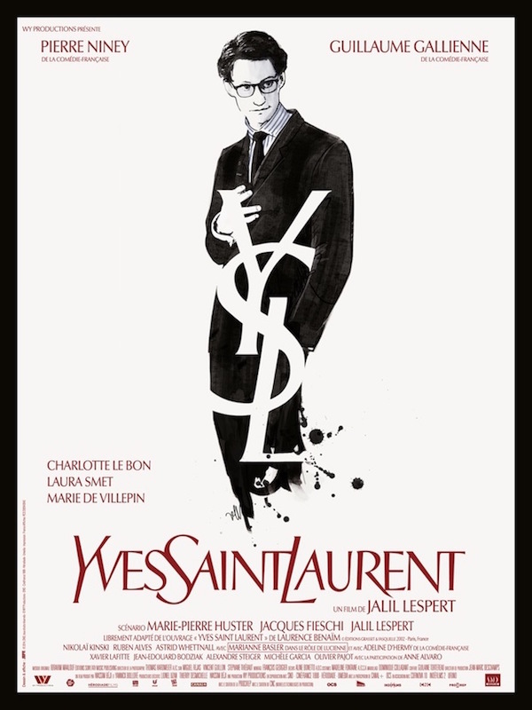 Yves Saint Laurent, Les Studios de la Seine