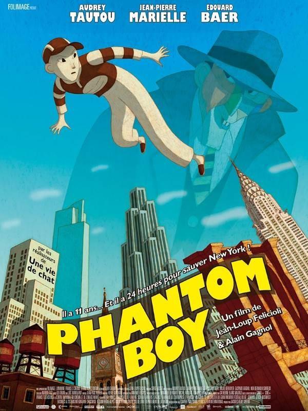 Phantom Boy, Les Studios de la Seine