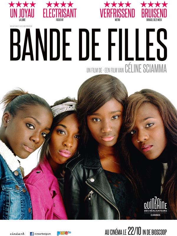 Bande de Filles, Les Studios de la Seine