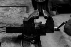 Atelier MCB, travail du fer...