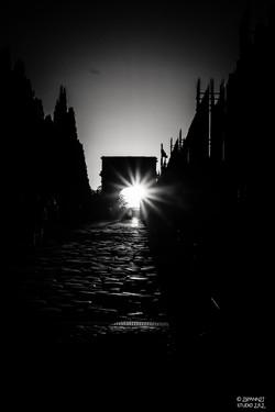 Rome, Arco di Tito
