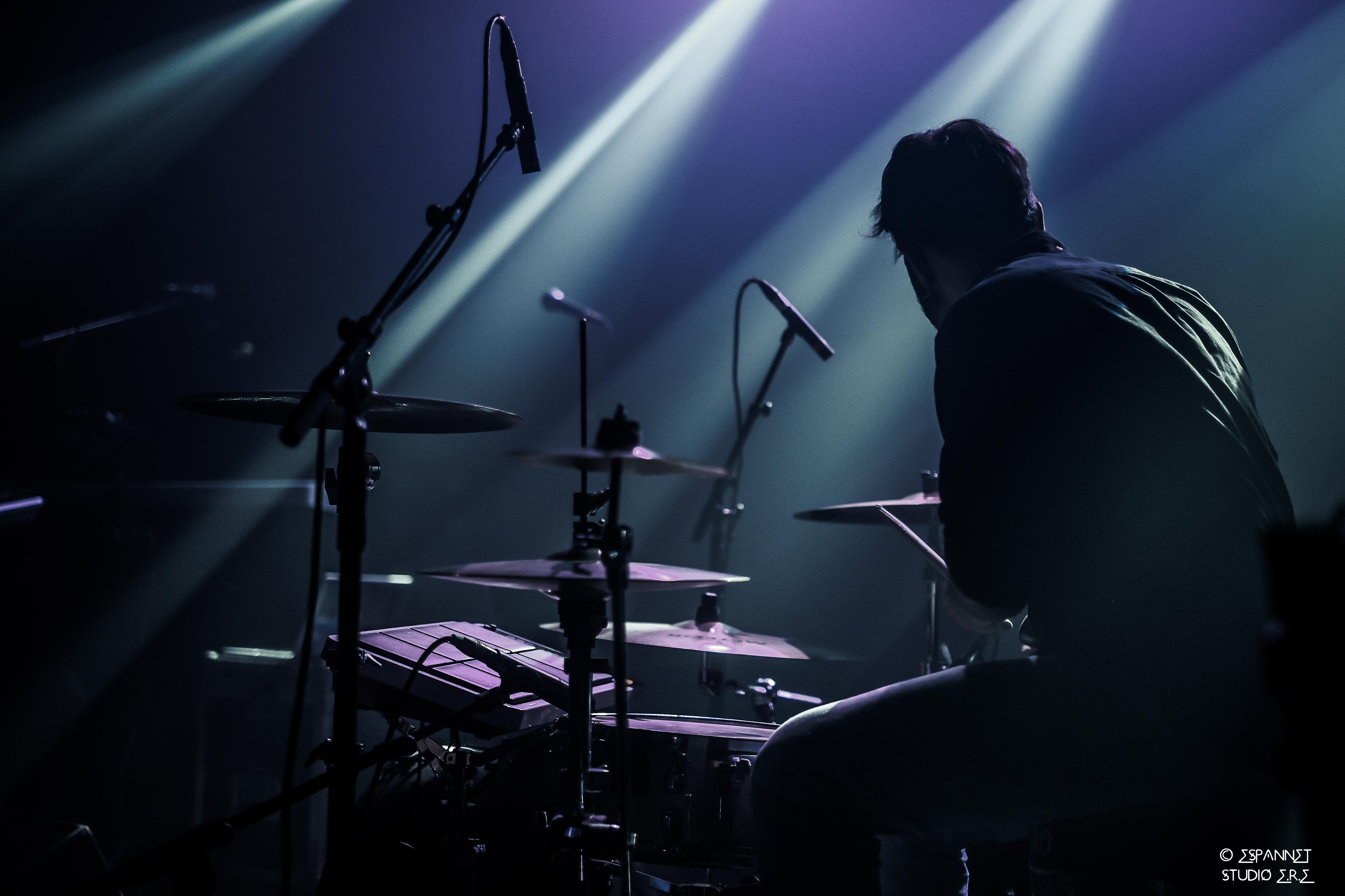 Drums...