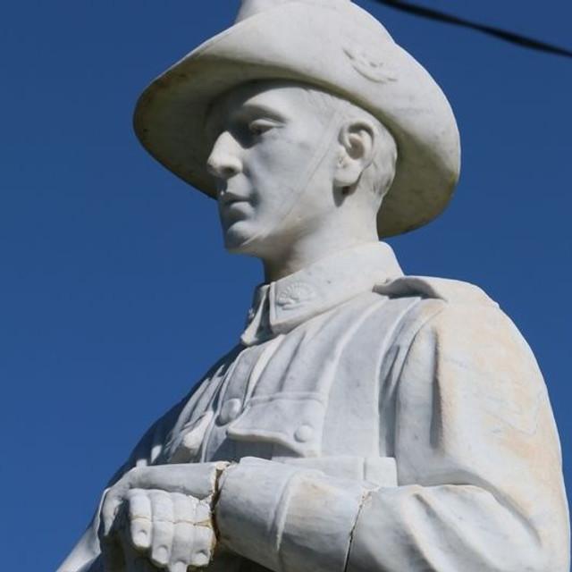 Brooweena Anzac Day Service (1)