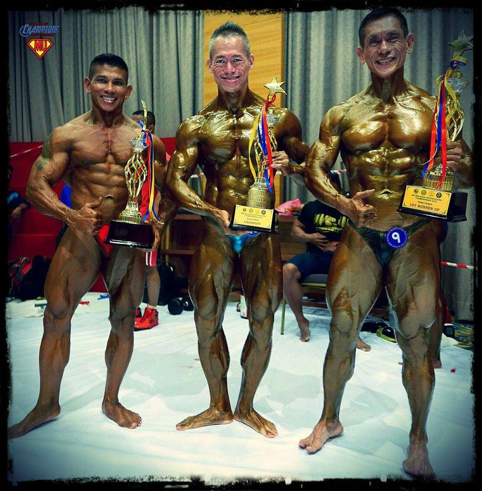 Mr Malaysia Champ